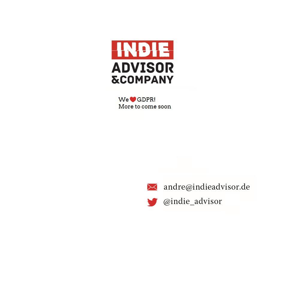 IndieAdvisor Logo